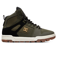 DC PURE HT WR BOOT M BOOT OLIVE/BLACK