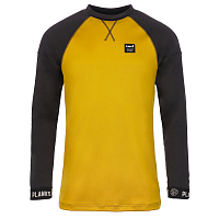 Planks Fall-line Base Layer TOP MELLOW YELLOW