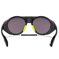 Oakley Clifden BLACK GREEN PURPLE SPLATTER/PRIZM GREY