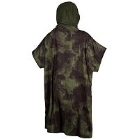 Mystic PONCHO JUNIOR BRAVE GREEN