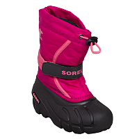 Sorel YOUTH FLURRY DTV Deep Blush, Tro