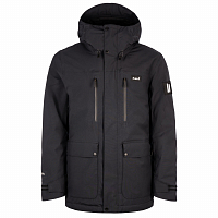 Planks Good Times Insulated Jacket BLACK