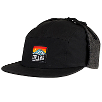 Coal THE PARADISE CAP BLACK