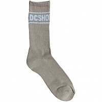 DC Sock IT M Sock NEUTRAL GRAY
