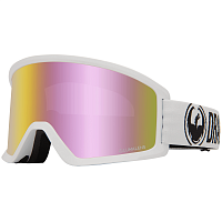 Dragon DX3 White/LL Pink Ion