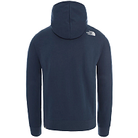 The North Face M OPEN GA FZHD LIGHT BLUEWNGTL (D78)