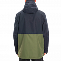 686 MNS FOUNDATION INSULATED JKT NAVY COLORBLOCK