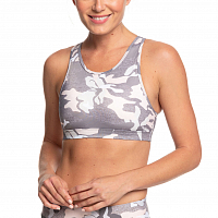 Roxy LET DCE BR PT J TOPS CHARCOAL HEATHER DARWIN S