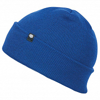 686 STANDARD ROLL UP BEANIE STRATA BLUE