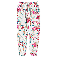 Roxy EASY PEASY PANT J CVUP BRIGHT WHITE TROPIC CALL S