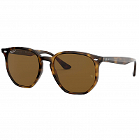 Ray Ban 0rb4306 HAVANA/POLAR BROWN