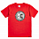 DC Divd&cnqrss BOY B Tees RACINGRED