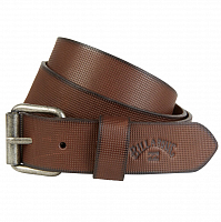 Billabong DAILY LEATHER BELT BROWN