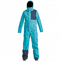 Airblaster W'S STRETCH FREEDOM SUIT HE TEAL