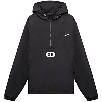 Nike M NK SB MARCH RADNESS ANORAK BLACK/BLACK/BLACK/WHITE