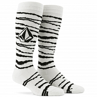 Volcom LODGE SOCK White Tiger