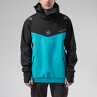 Majesty DEATHPROOF SOFTSHELL BLUE/BLACK