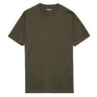 Carhartt WIP S/S BASE T-SHIRT CYPRESS / BLACK