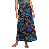 Roxy Tropical Chance J Wvsk ANTHRACITE WILD LEAVES