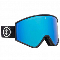 Electric KLEVELAND MATTE BLACK/BROSE/BLUE CHROME
