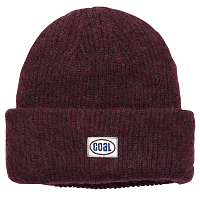 Coal THE EARL BEANIE HEATHER BURGUNDY