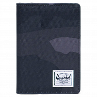 Herschel RAYNOR PASSPORT HOLDER RFID NIGHT CAMO