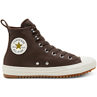 Converse CHUCK TAYLOR ALL STAR HIKER BOOT HI DARK CHOCOLATE/BLACK/CANDY GRAPE
