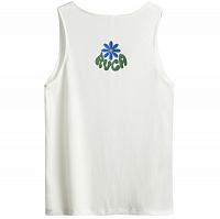 RVCA HAPPY DAYS TANK ANTIQUE WHITE