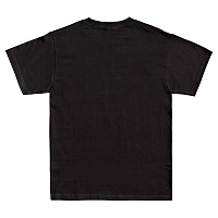 DC STAR HEAD BODY M TEES BLACK