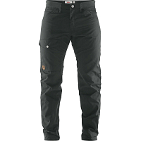 Fjallraven GREENLAND JEANS M LONG DARK GREY