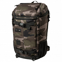 RVCA VOYAGE SKATE BACKPAC CAMO