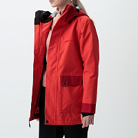 Airblaster STORM CLOAK PARTYTIME RED