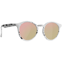 Majesty LYNX marble with pink-gold mirror lenses