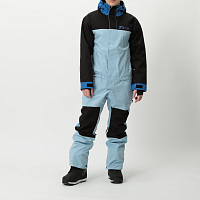 Airblaster STRETCH FREEDOM SUIT MAX BLUE