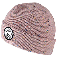 Planks PEACE BEANIE POWDER PINK