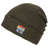 Coal THE PARADISE BEANIE GOLDEN BROWN MARL