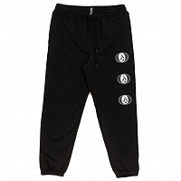 Volcom STONE STACK FLEECE PNT BLACK