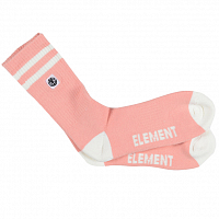Element CLEARSIGHT SOCKS DUSTY PEACH