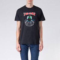 Thrasher DOUBLES-S/S BLACK