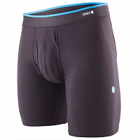 Stance THE BOXER BRIEF STANDARD 6IN BLACK