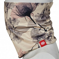 686 ROLLER FACE GAITER X-RAY FLORAL