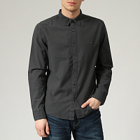 Levi's® LS BATTERY HM SHIRT SLIM FORGED IRON GARME