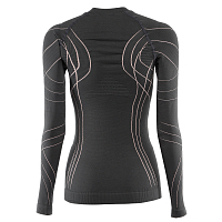 Dainese HP1 BL L SHIRT STRETCH-LIMO/MISTY-ROSE