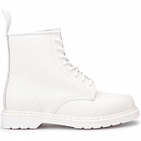 DR.MARTENS 1460 MONO HF HI WHITE SMOOTH