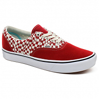 Vans UA COMFYCUSH ERA (Tear Check) racing red/true white