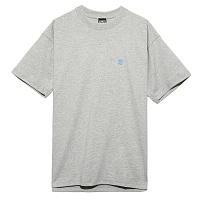 OBEY PAPER CUT HEATHER GREY