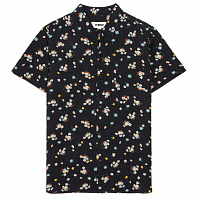 YMC Malick Vacation Shirt BLACK