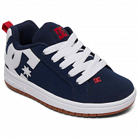 DC COURT GRAFFIK B SHOE NAVY/GUM