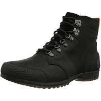 Sorel ANKENY BOOT Black, Tobacco
