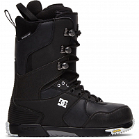 DC THE LACED BOOT M LSBT BLACK